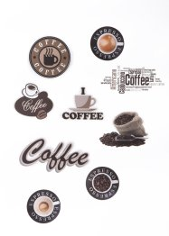 "Deko-Wandsticker ""Coffeehouse"" (bpc living)"