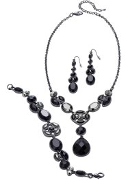 "Set ""Lola"", bpc bonprix collection, schwarz"