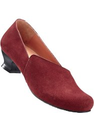 Lederslipper, bpc selection, bordeaux