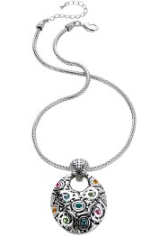 "Collier ""Lara"", bpc bonprix collection, silber/multi"