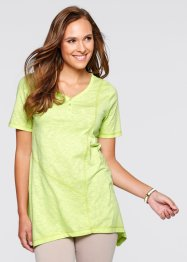 Zipfel-Shirt mit Halbarm, bpc bonprix collection