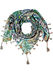 "Tuch ""Paisley"", bpc bonprix collection, grün/blau/multi"
