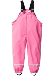 Matsch u.Regenlatzhose, bpc bonprix collection, flamingopink