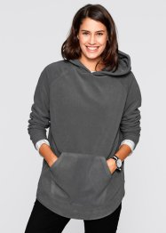 Fleece-Poncho-Pullover, bpc bonprix collection