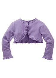 Bolero Jacke, bpc bonprix collection, flieder