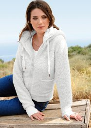 Teddy-Fleece Jacke (bpc bonprix collection)