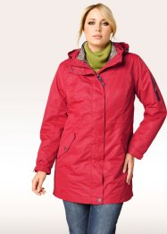 3-in-1 Funktions-Outdoorlangjacke (bpc bonprix collection)