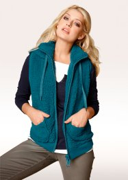 Teddy-Fleece Gilet (bpc bonprix collection)