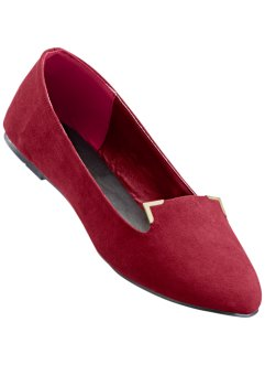 Slipper, BODYFLIRT, bordeaux