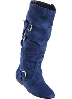Stiefel, bpc bonprix collection, dunkelblau