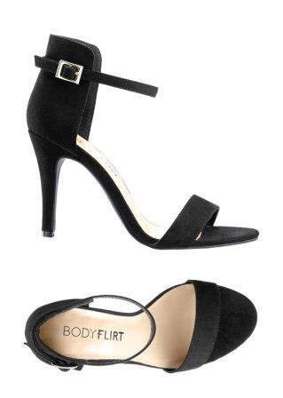 modische sandalen mit absatz f r viele gelegenheiten. Black Bedroom Furniture Sets. Home Design Ideas