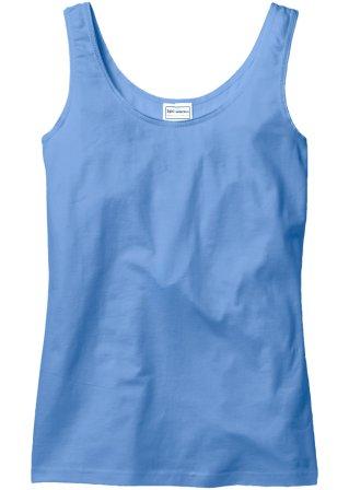 tricot de peau coton bio bleu ciel bpc selection acheter online. Black Bedroom Furniture Sets. Home Design Ideas