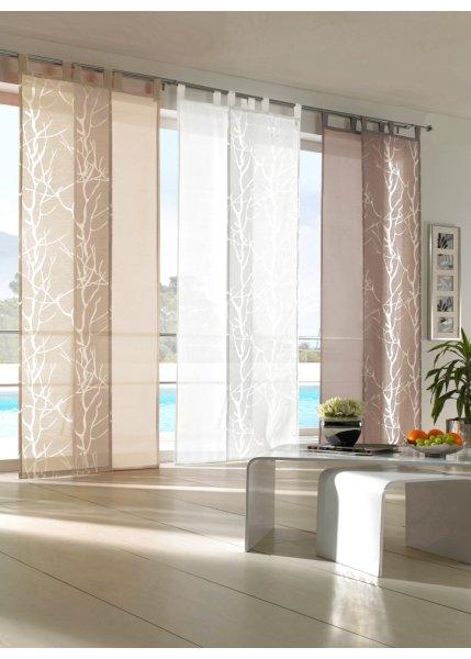 schiebegardinen preisvergleich die besten angebote online kaufen. Black Bedroom Furniture Sets. Home Design Ideas