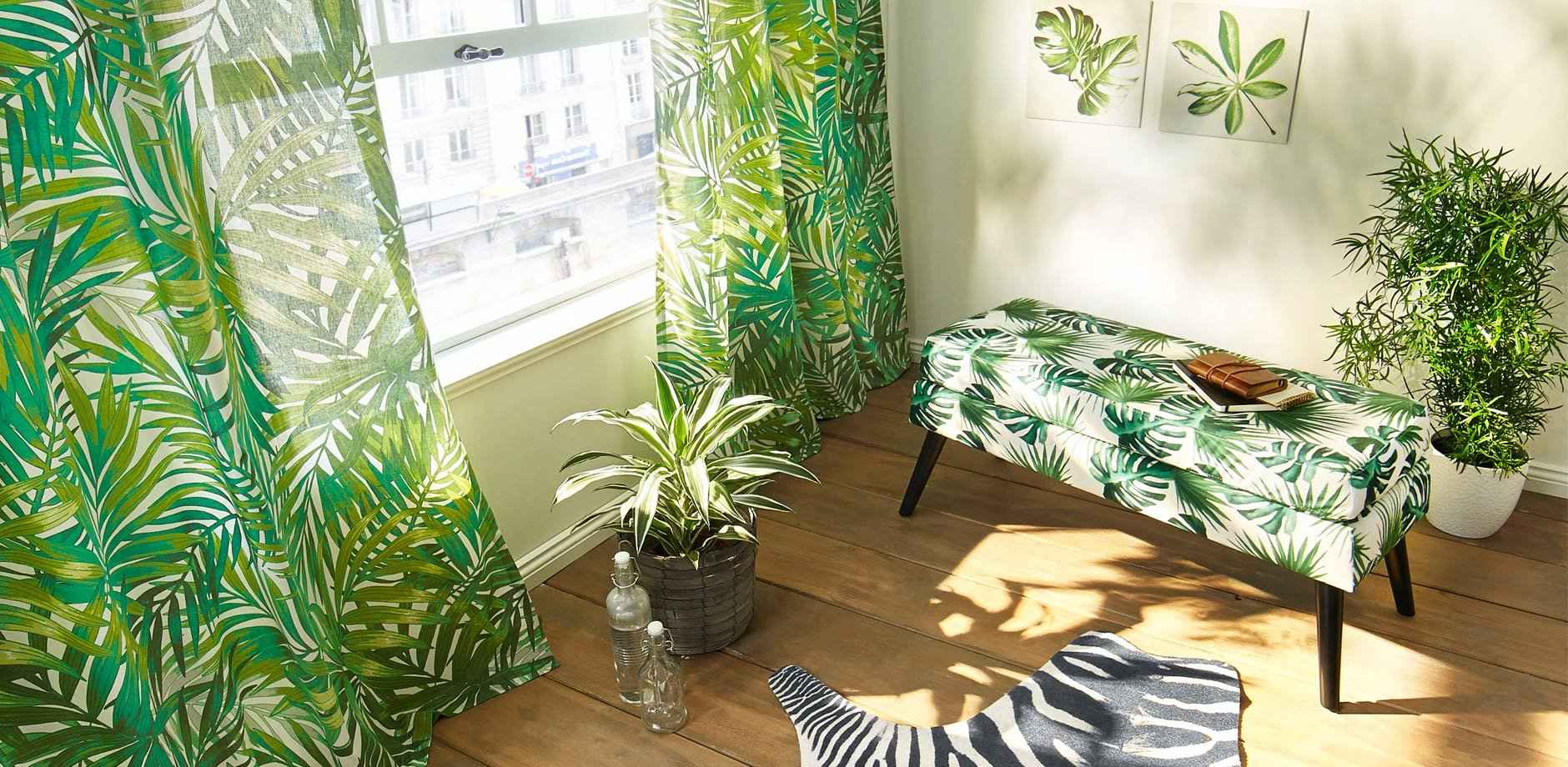 Maison - Tendances & occasions - Tendances   - Jungle urbaine