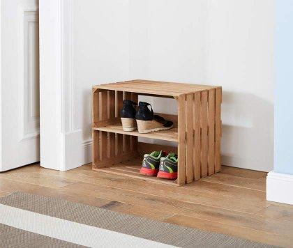 schuhschr nke m bel wohnen. Black Bedroom Furniture Sets. Home Design Ideas