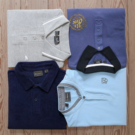 Homme - Grandes tailles - Mode homme - T-shirts & polos
