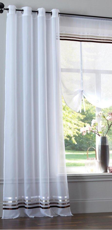 gardinen f r jedes fenster bei bonprix online kaufen. Black Bedroom Furniture Sets. Home Design Ideas