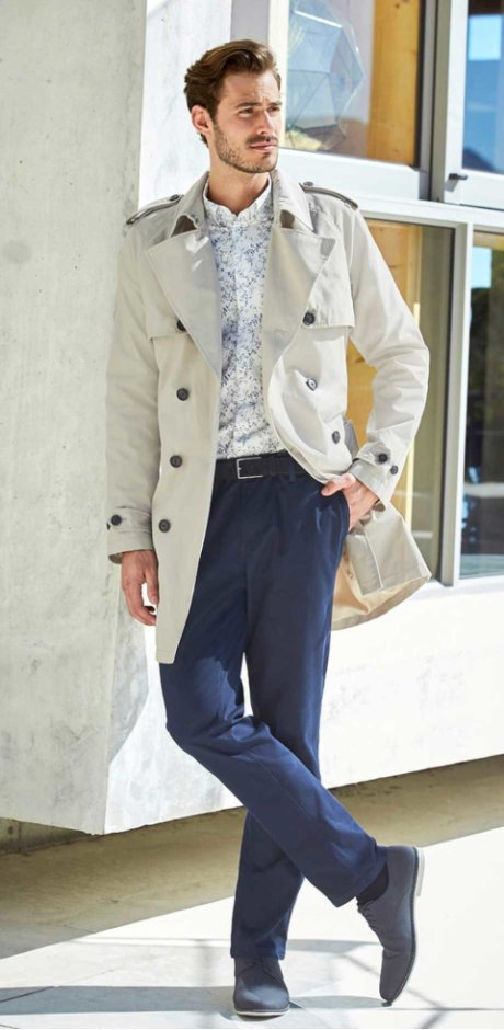 Homme - Tendances & occasions - Collections - Casual chic