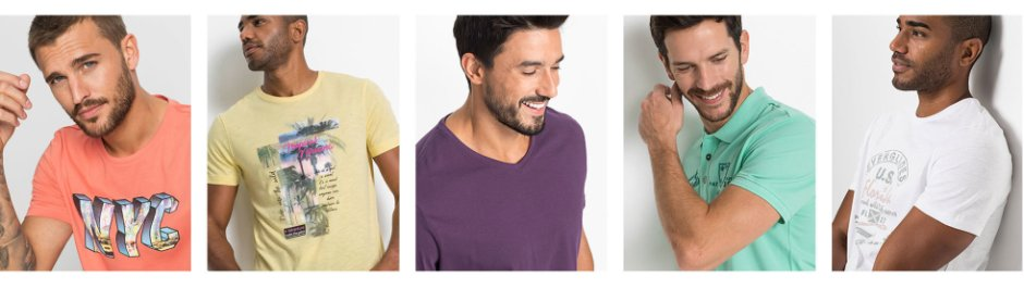 Homme - Mode - T-shirts & polos - Polos