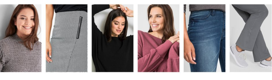 Damen - Grosse Grössen - Mode - Basics - Shirts & Blusen