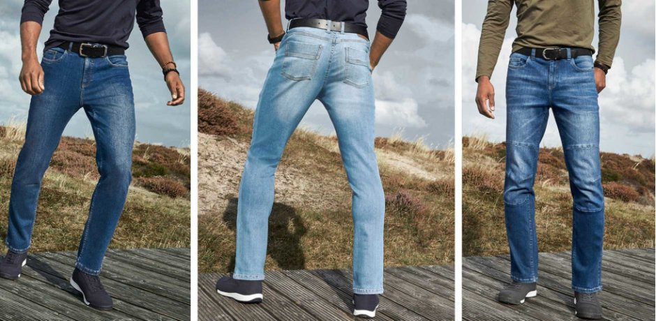 Homme - Mode - Jeans