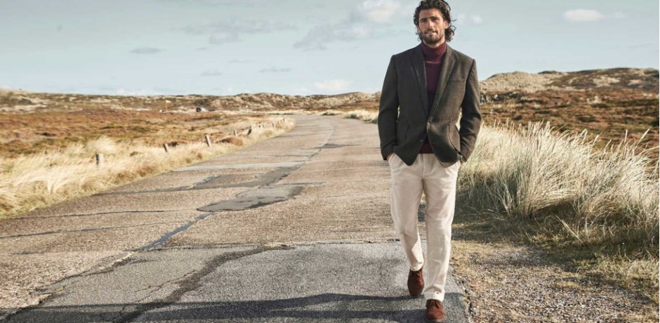 Homme - Grandes tailles - Tendances & occasions - Casual chic