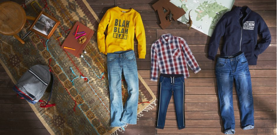 Kinder - Inspiration - Trends - Denim