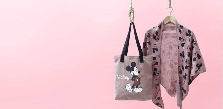 Femme - Inspiration - Collections - Mickey Mouse