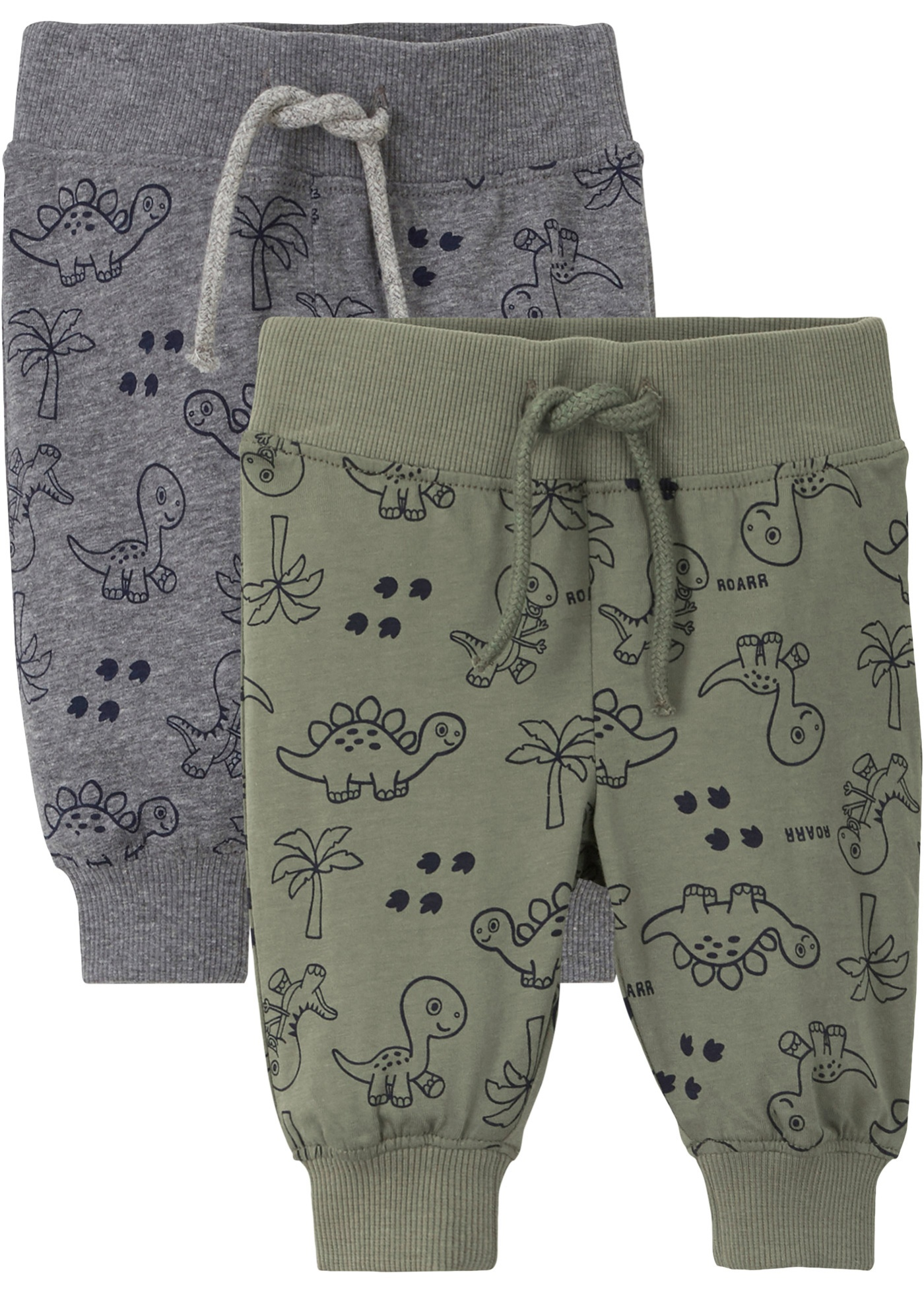 Image of Baby Jersey-Hose (2er Pack) Bio-Baumwolle