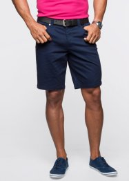 Stretch-Bermuda Classic Fit, bpc bonprix collection, dunkelblau