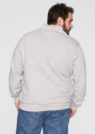 Sweatshirt mit Troyerkragen, bpc bonprix collection