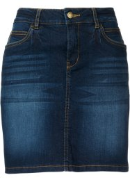 Authentic-Stretch-Jeansrock, John Baner JEANSWEAR