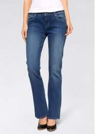 Stretch-Jeans BOOTCUT, John Baner JEANSWEAR, blue stone used