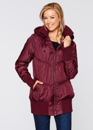 Stepp-Jacke, bpc bonprix collection, dunkeloliv