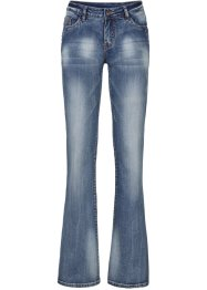 Bootcut Jeans, RAINBOW, blue stone