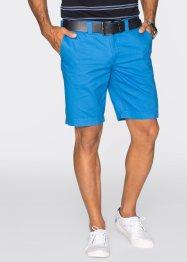 Chinobermuda Regular Fit, bpc bonprix collection, blau
