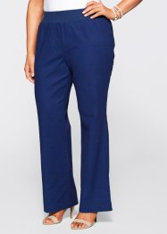 Pantalon en mélange lin, bpc selection