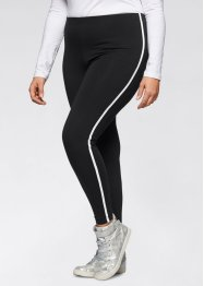 Leggings, bpc bonprix collection, schwarz