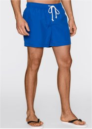 Strand-Shorts, bpc bonprix collection, azurblau