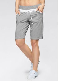 Sweat-Shorts, bpc bonprix collection, dunkelblau