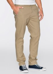 Chino Slim Fit Straight, RAINBOW, rot