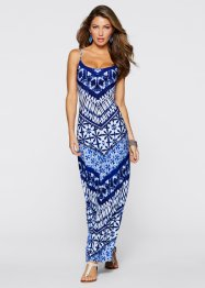 Kleid, BODYFLIRT boutique, blau multi