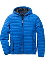 Steppjacke Regular Fit, bpc bonprix collection, azurblau