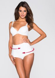 Culotte gainante, bpc bonprix collection, blanc