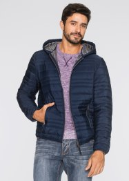 Steppjacke Regular Fit, bpc bonprix collection, rauchgrau