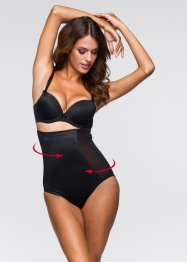 Slip gainant, bpc bonprix collection, noir