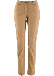 """Schmale"" Push-up-Stretch-Hose, bpc bonprix collection, eiskaffee"