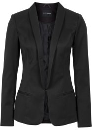 Smoking-Blazer, BODYFLIRT, schwarz