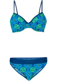 Bügel Bikini (2-tlg. Set), bpc selection, blau