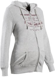 Umstands-Sweatjacke, bpc bonprix collection